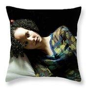 Hanna 3 Throw Pillow