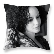 Hanna 4 Throw Pillow