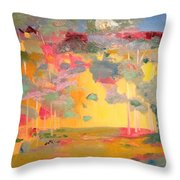 Hannah's Glen Throw Pillow