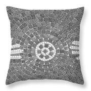 Hans Mosaic Throw Pillow