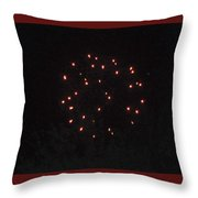 Happy 4th.from Palm Desert 5 Throw Pillow