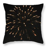 Happy 4th.from Palm Desert 7 Throw Pillow