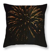 Happy 4th.from Palm Desert 8 Throw Pillow
