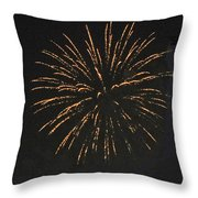 Happy 4th.from Palm Desert 9 Throw Pillow