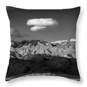 Happy Cloud Throw Pillow