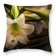Happy Easter- 2 Throw Pillow