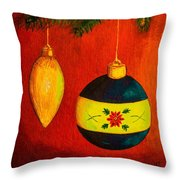 Happy New Year Throw Pillow