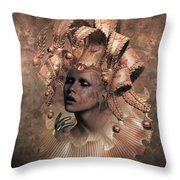 Happy Times Times From Yesterday Throw Pillow