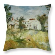 Happy Valley Home Throw Pillow