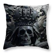 Hapsburg Tombs Vienna Austria Throw Pillow