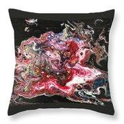 Harakiri Throw Pillow by Robbie Masso