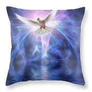 Harbinger Throw Pillow