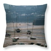 Harbor IIi Throw Pillow