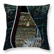 Harborside Fountain Park Bremerton Wa 2 Throw Pillow