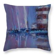 Harbour Town Sail Throw Pillow