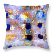 Hard Eight Throw Pillow