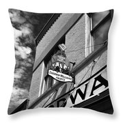Hardware Throw Pillow