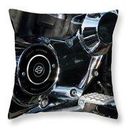 Harley Davidson 17 Throw Pillow