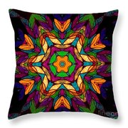 Harmonious  Throw Pillow