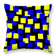 Harmony 1 Throw Pillow