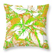 Harmony 11 Throw Pillow