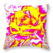 Harmony 12 Throw Pillow
