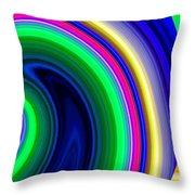 Harmony 19 Throw Pillow