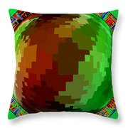 Harmony 2 Throw Pillow