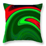 Harmony 20 Throw Pillow