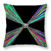 Harmony 25 Throw Pillow