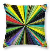 Harmony 28 Throw Pillow