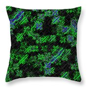 Harmony 33 Throw Pillow