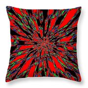 Harmony 37 Throw Pillow