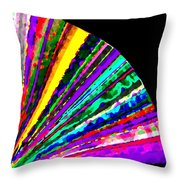 Harmony 7 Throw Pillow