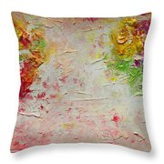 Harmony And Balance Throw Pillow