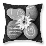 Harmony And Peace Throw Pillow