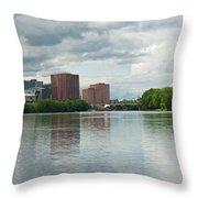 Hartford 2015 Throw Pillow