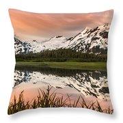Hartney Bay, Cordova Throw Pillow