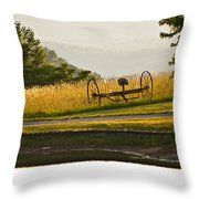 Harvast Rest Throw Pillow
