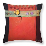 Harvest Duo 2 Throw Pillow