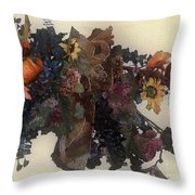 Harvest Home Throw Pillow