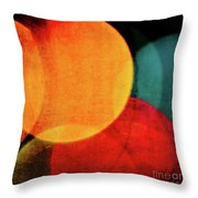 Harvest Moons Square Throw Pillow