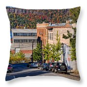 Hastings On Hudson Throw Pillow