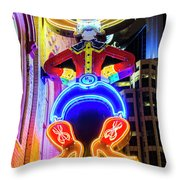 Hats And Boots Throw Pillow