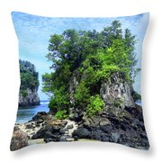Hats Solo Throw Pillow