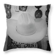 Hatscape Santa Fe 1 A10b Throw Pillow