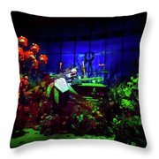 Haunted Mansion's Nightmare Before Christmas Throw Pillow