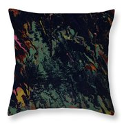Haunted - 177 Throw Pillow
