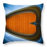 Haus Der Kulturen Der Welt Throw Pillow