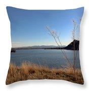 Hauser Lake Throw Pillow